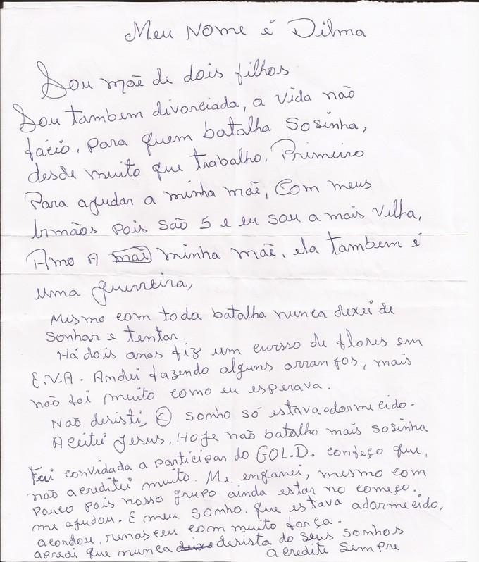 Depoimento - Dilma - 2