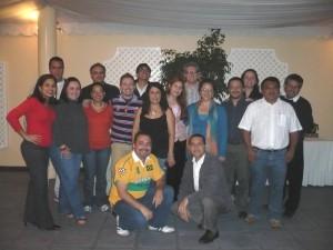Encontro Gepal - Guatemala, Dezembro de 2012